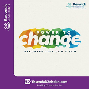Prospects seminar a talk from Keswick Convention