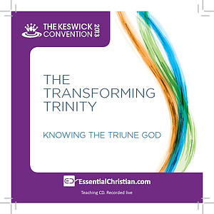 Living in the power of the Trinity  - Ephesians 3:14-21 a talk by Chris Slater
