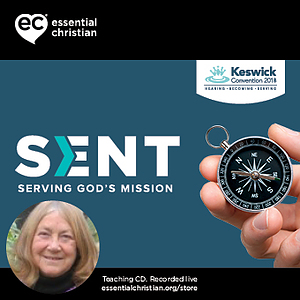 The Keswick Lecture - Scars Across Humanity a talk by Elaine Storkey