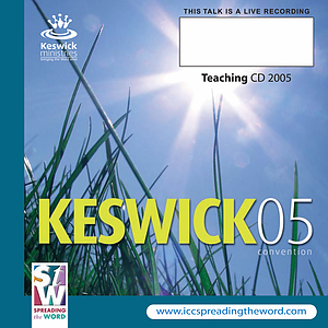 Peaktime Youth Meeting - Sun 31st & Mon 1st a talk from Keswick Convention