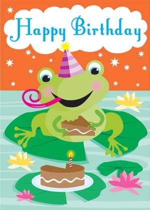 Happy Birthday Card - Pack of 6 | Free Delivery @ Eden.