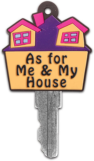 My House Key Cover