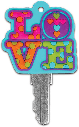 Love Key Cover