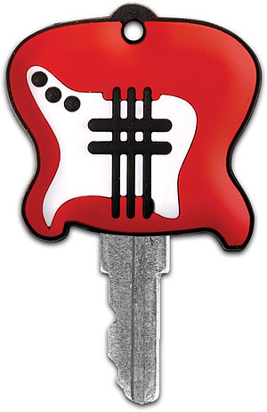 Guitar Key Cover