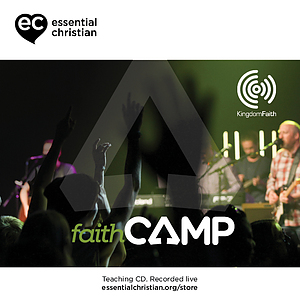 The Move XL - Thursday a talk from Faith Camp