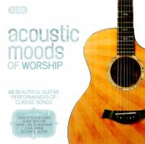 Acoustic Moods of Worship 3CD