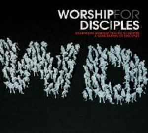 Worship For Disciples CD