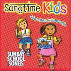 Sunday School Songs CD