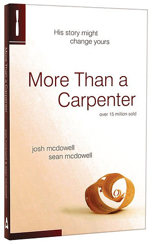 More Than A Carpenter (Pack of 10)