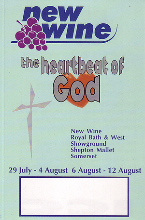 The Story Of God - In The Beginning - 1 a talk from New Wine