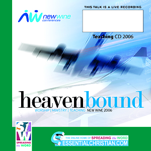 Heavenbound a talk by Keith Tondeur