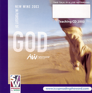 God's Will For My Life 1 a talk by Rev John Wright