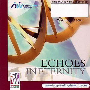 Emerging Church - Finding God In All Things 2 a talk by Rev Rex Morton