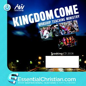 Whose Kingdom? a talk by Andy Hawthorne