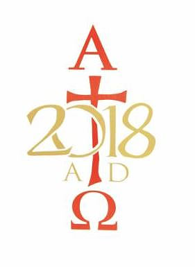 Paschal Transfer: 2018 Alpha and Omega Cross, with the Date