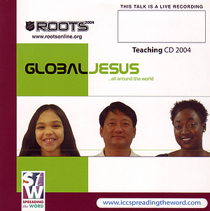 Global Jesus - World for God a talk by Jeff Lucas