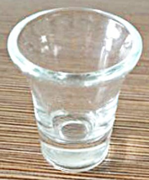 Glass Communion Cups Pack of 20