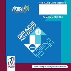 Communities Of Grace a talk by Rob Parsons OBE
