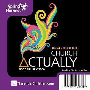God's Brilliant Idea a talk by Kirsty Hallett & Sarah Tripp