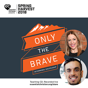 Only the Brave Day 5 Theme Session - Perseverance & Reach a talk by Rachel Gardner & Steve Uppall