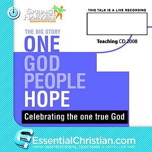 Hope and presence - God & journey a talk by Rev Stephen Gaukroger