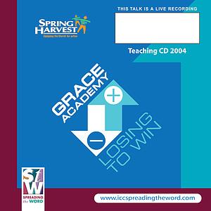 Grace In Leadership 3 a talk by Steve Clifford & Ruth Dearnley