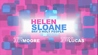 Helen Sloane DVD