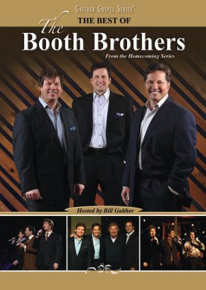 The Best of the Booth Brothers DVD