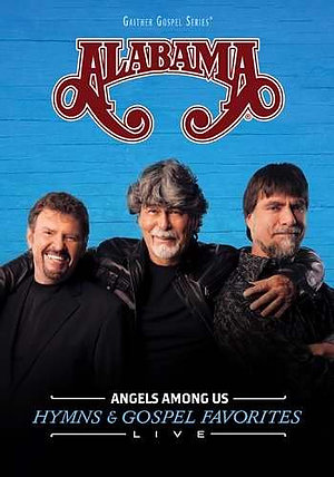 Angels Among Us: Hymns and Gospel Favourites DVD