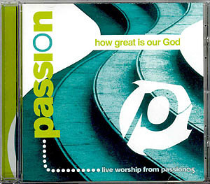Passion: How Great is our God CD & DVD