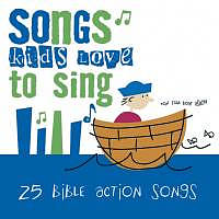 Songs Kids Love to Sing: 25 Bible Action Songs CD