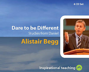 Dare To Be Different a series of talks by Rev Alistair Begg