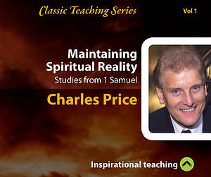 Maintaining Spiritual Reality a series of talks by Charles Price