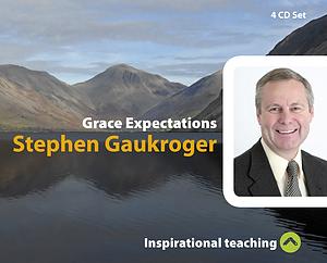 Grace a series of talks by Rev Stephen Gaukroger