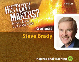 History Makers? Genesis a series of talks by Rev Steve Brady