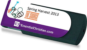 Spring Harvest 2013 The Source Audio USB Stick MH3 a series of talks from Spring Harvest