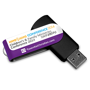 Children's & Family Ministry 2014 USB Stick a series of talks from Childrens Ministry Conference