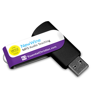 United National Gatherings week 2 MP3 USB Stick a series of talks from New Wine