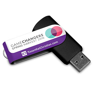 Spring Harvest 2016 MH1 Audio USB Game Changers a series of talks from Spring Harvest