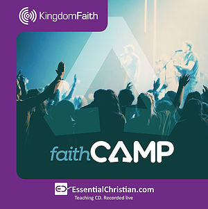 Faith Camp 2016 Morning & Evening Recordings CD Boxset a talk from Faith Camp