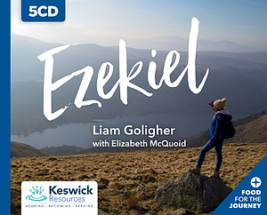 Food For The Journey - Ezekiel a talk by Liam Goligher