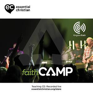 Faith Camp 2017 Morning & Evening Recordings CD Boxset a talk from Faith Camp