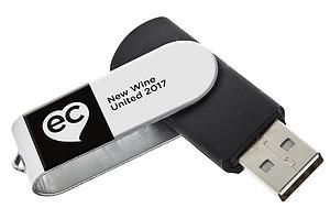United 17 MP3 USB week 1 a talk from New Wine