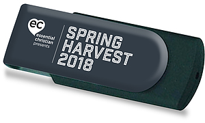 Spring Harvest 2018 Minehead 1 Video Only The Brave USB a talk from Spring Harvest