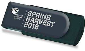 Spring Harvest 2018 Minehead 1 Video Only The Brave USB