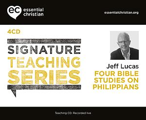 Philippians: Signature Teaching Series a talk by Jeff Lucas