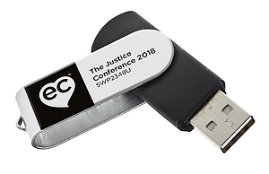 The Justice Conference 2018 USB a talk from Tearfund