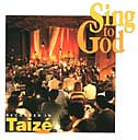 Sing to God Taize CD
