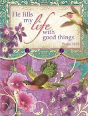 Psalm 103:5 Pocket Note Pad