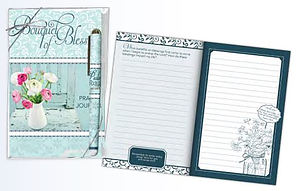 Bouquet of Blessing Journal and Pen Set